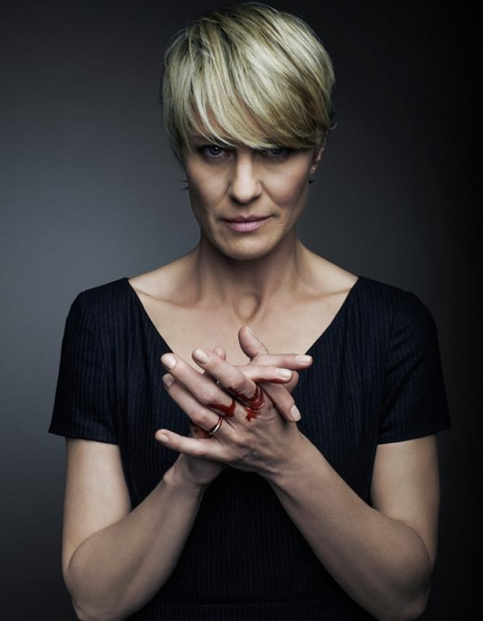 House of Cards 6 Claire Underwood