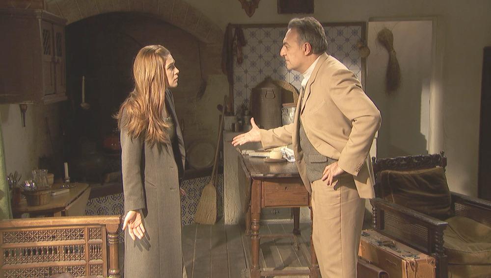 Il Segreto: Julieta delude Don Ignacio