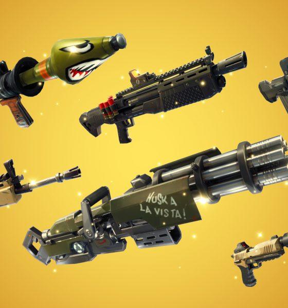 Tutte le armi di fortnite salva il mondo