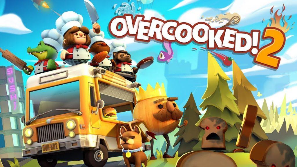 giochi in uscita overcooked