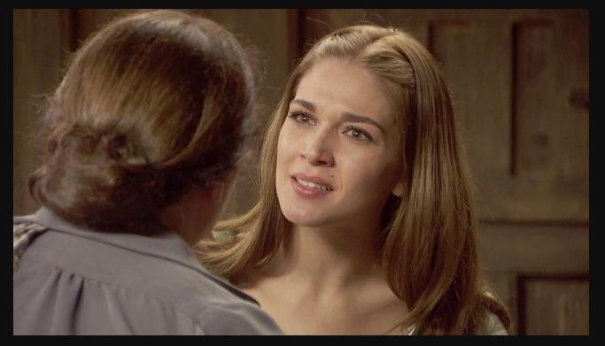 Il Segreto: lite tra Julieta e Consuelo