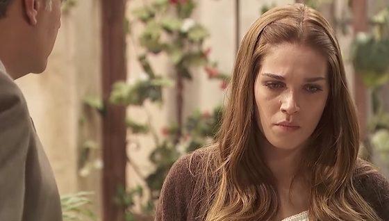 Il Segreto anticipazioni 21 agosto: Julieta rinuncia a partire