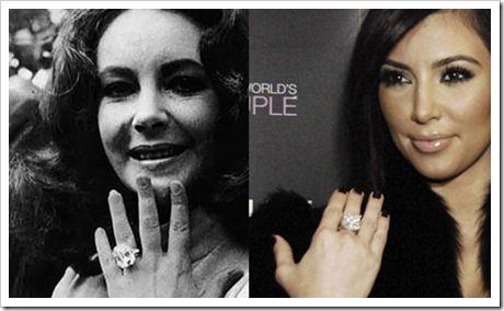 kim kardashian anello taylor