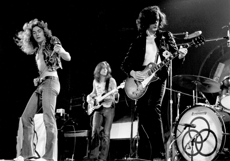 I Led Zeppelin compiono 50 anni