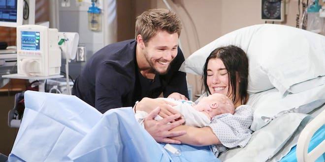 Beautiful: la nascita di Kelly, la figlia di Steffy e Liam