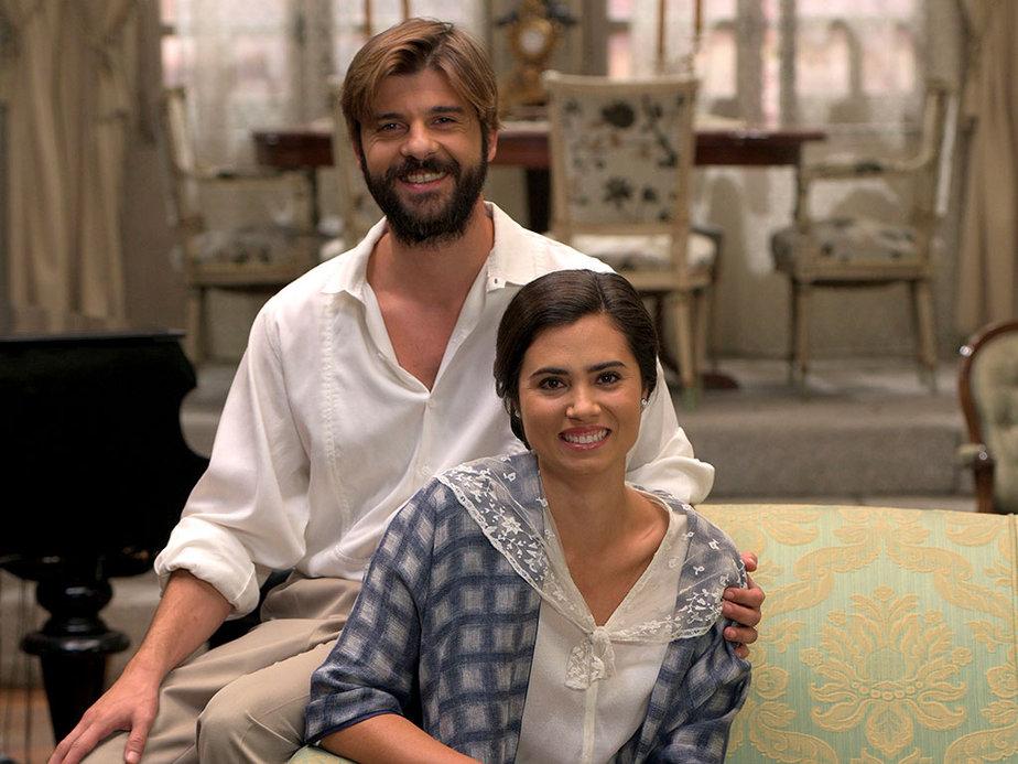 Il Segreto Prima storia inedita - Maria e Gonzalo a Cuba. Dopo l'abandono di Puente Viejo, saranno riusciti a riconciliarsi definitivamente?