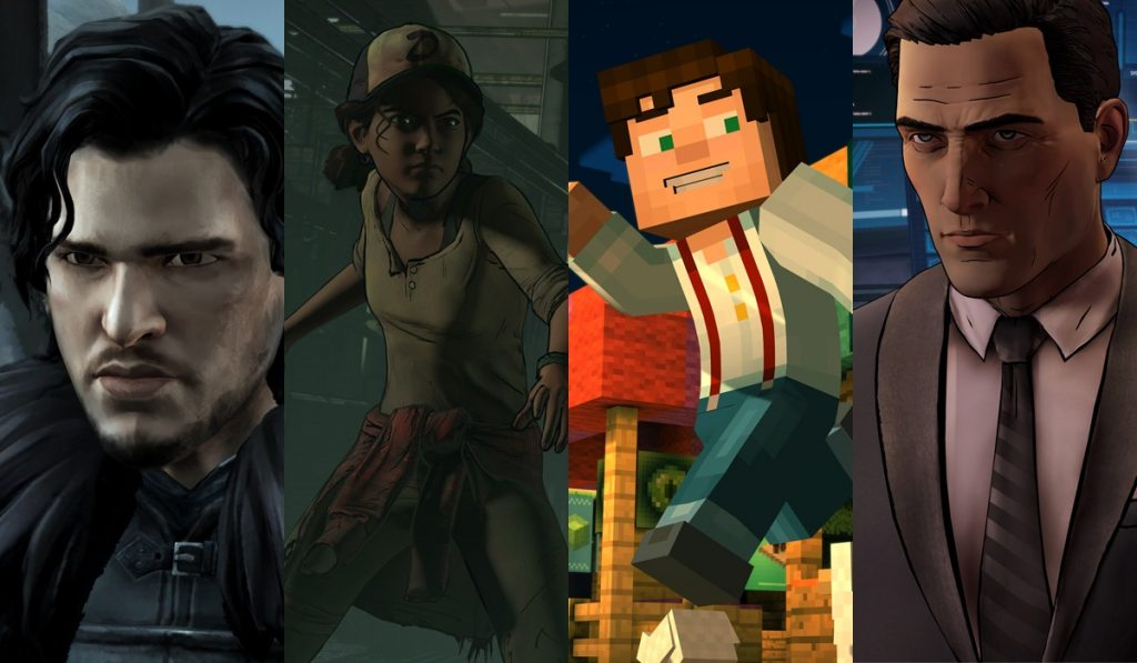 telltale games steam