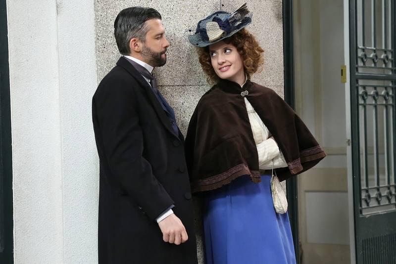 Una Vita - Celia e Felipe