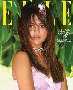 Selena Gomez X Elle USA
