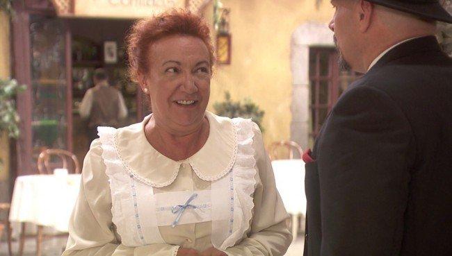 Il Segreto: Dolores chiede la mano di Tiburcio