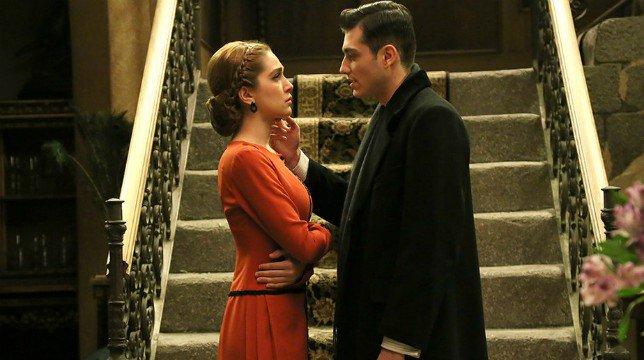 Il Segreto - Julieta e Prudencio