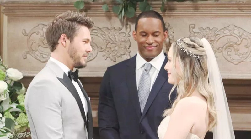 Beautiful, anticipazioni: Liam sposa Hope con la benedizione di Steffy
