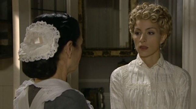Una Vita: Cayetana ordina a Fabiana di uccidere Fabiana