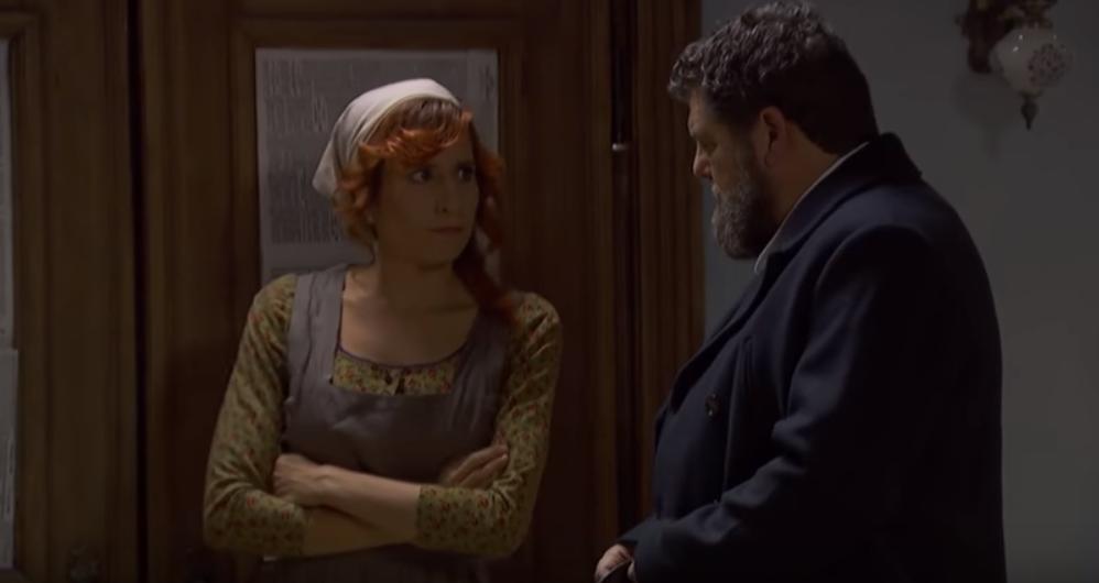 Il Segreto: Mauricio e Fè nella trappola di Emilia