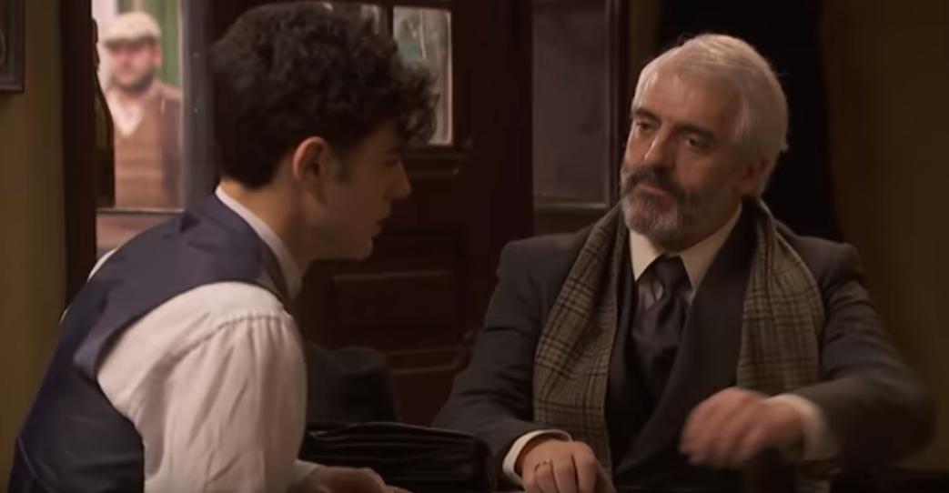 Il Segreto - l'avvocato Espinosa