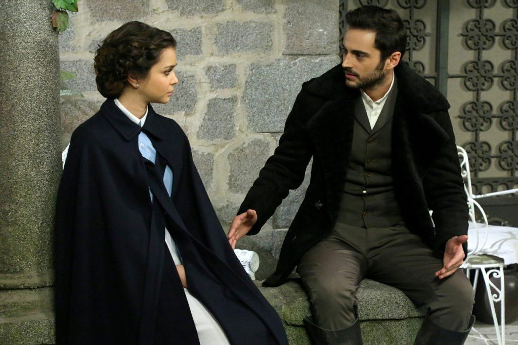 Il Segreto - Saul e Laura