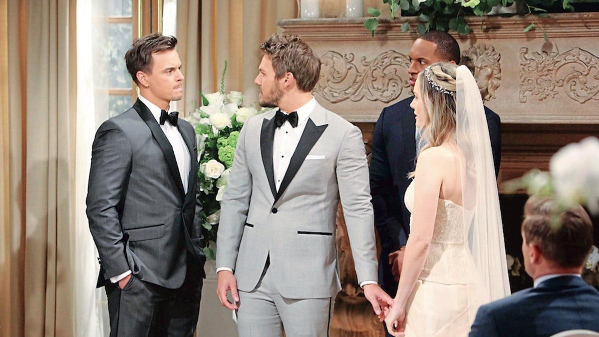 Beautiful - Hope, Liam e Wyatt