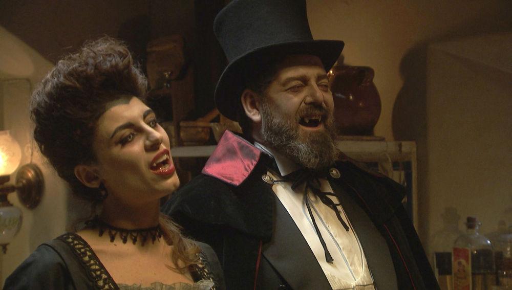 Il Segreto, anticipazioni martedì 25 settembre: un vampiro a Puente Viejo