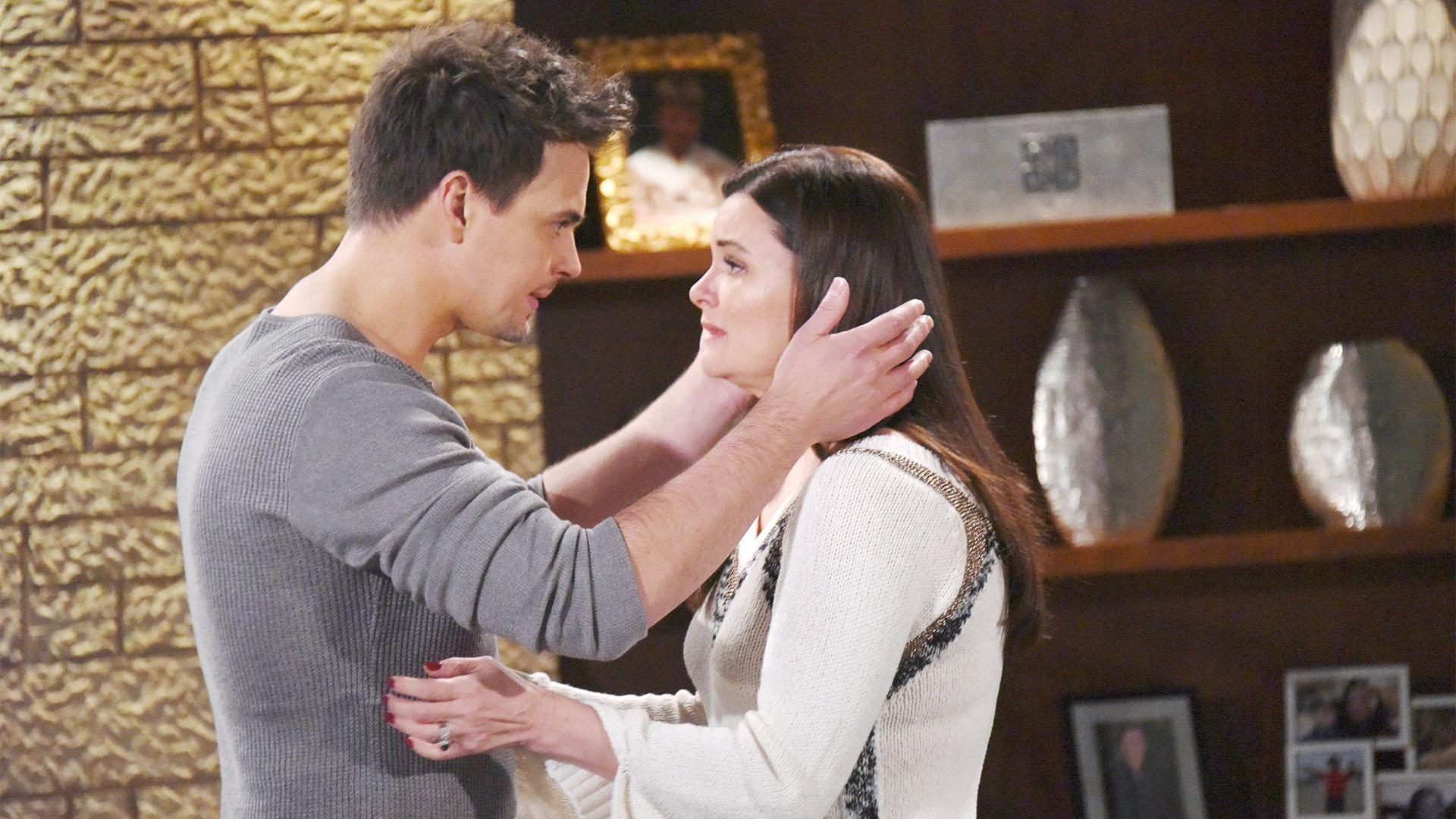 Beautiful anticipazioni: Katie lascia Wyatt e si mette con Thorne