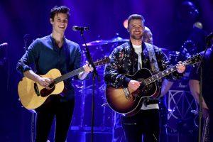 Shawn Mendes e Justin Timberlake