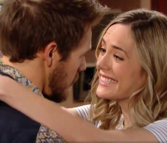 Beautiful, anticipazioni: Hope riconquista Liam dopo l'addio a Steffy