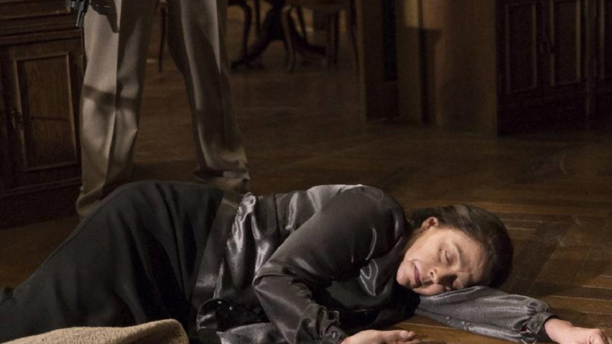 Il Segreto: Donna Francisca muore