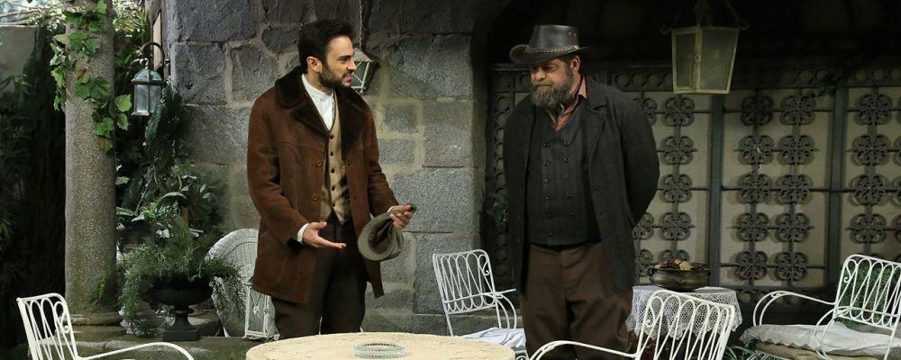 Il Segreto - Mauricio e Saul