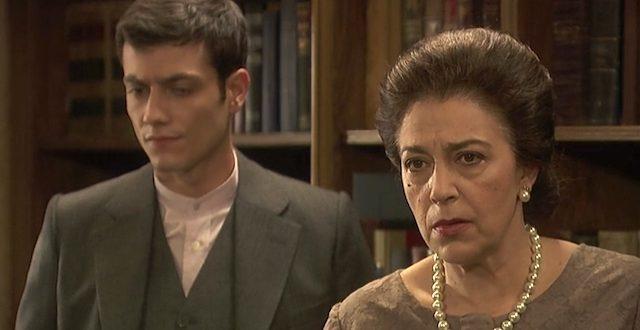 Il Segreto: la scoperta di Donna Francisca