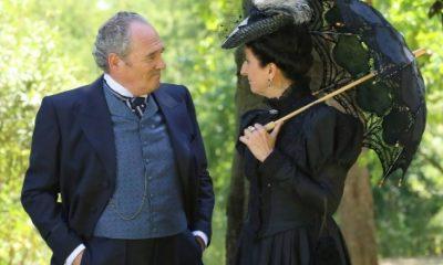 Una Vita, anticipazioni: Ursula ricatta il padre di Cayetana