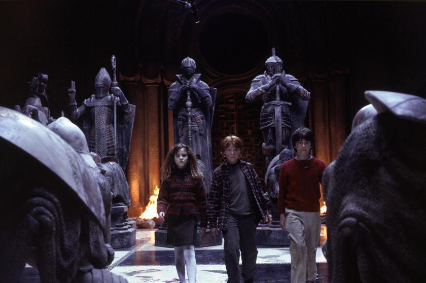 Harry potter e la pietra filosofale tutte le curiosit for Mobili harry potter