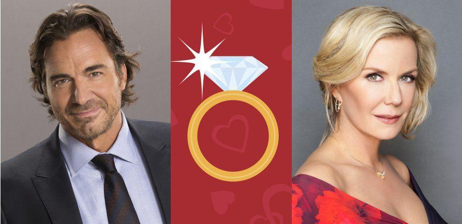 Beautiful, trame 29 ottobre- 3 novembre: Ridge e Brooke, nozze in anticipo