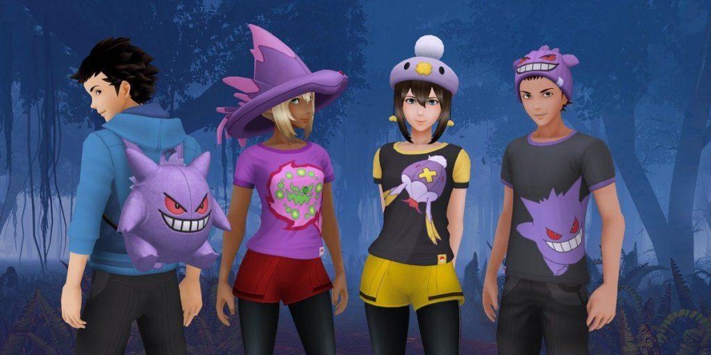 Pokemon go halloween outfit