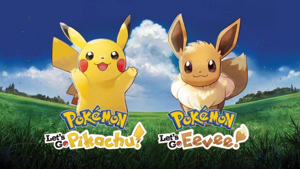 giochi in uscita pokemon let's go pikachu e let's go eevee