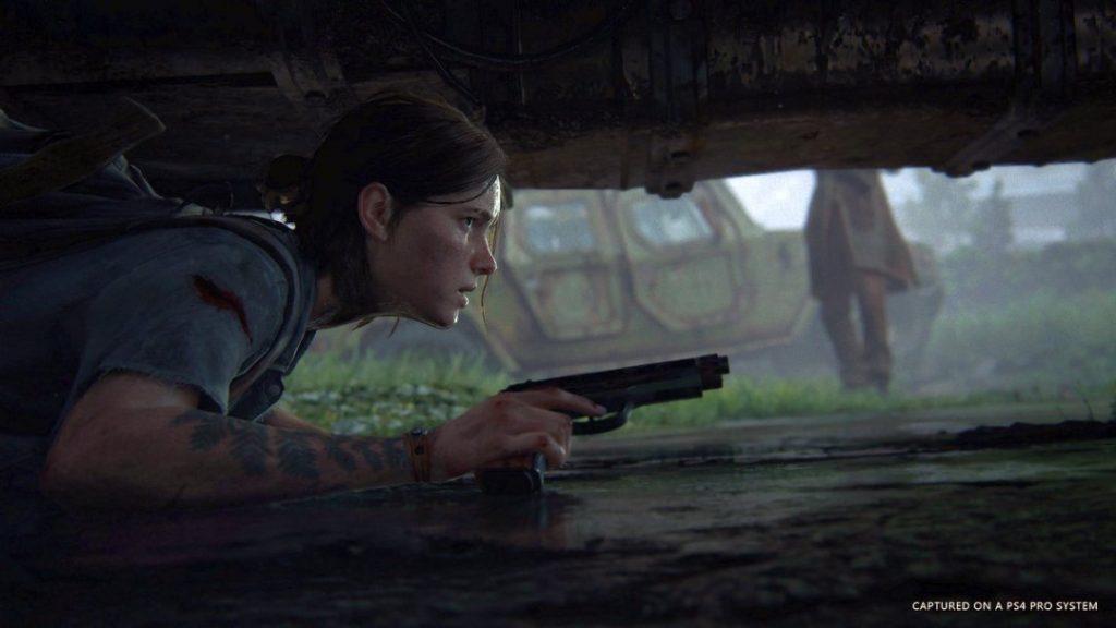 The Last of Us Part ii B