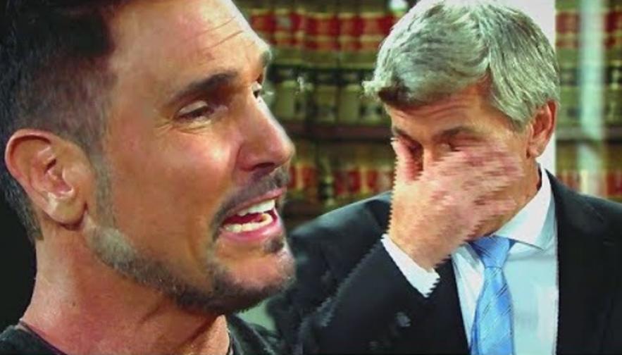 Beautiful, anticipazioni: Bill perde la custodia di Will per colpa di Ridge