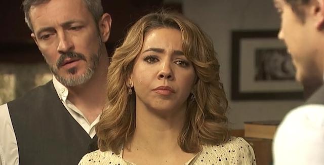 Il Segreto: Alfonso e Emilia