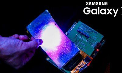 galaxy x sistema operativo