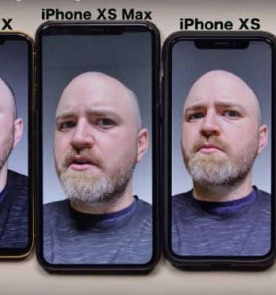 iphone xs selfie