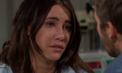 Beautiful, anticipazioni 8-13 ottobre: Steffy supplica Liam di perdonarla