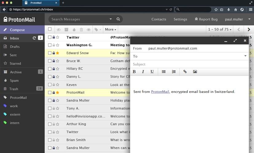 migliori email