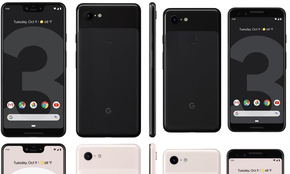 pixel 3 google