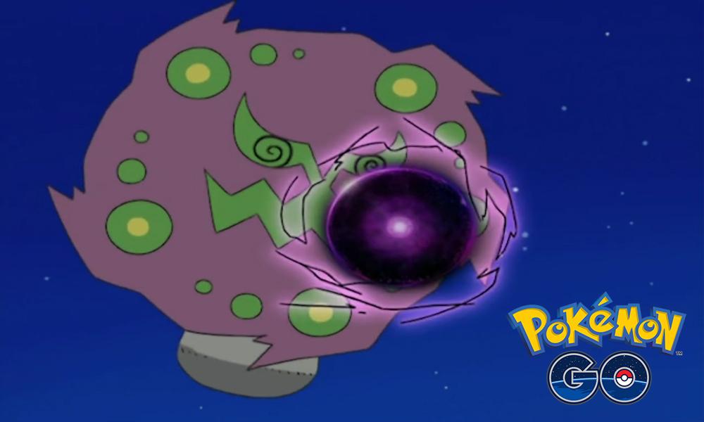 pokemon go spiritomb