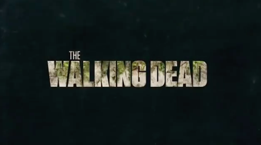 the walking dead 9 sigla
