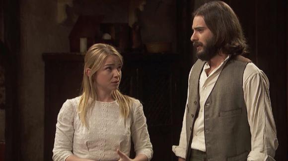 Isaac e Antolina/ Il Segreto