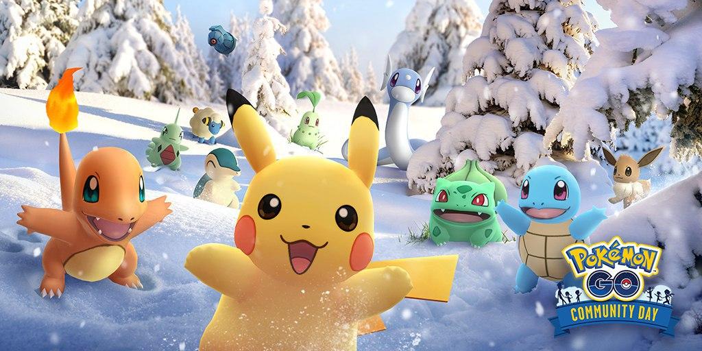 pokémon go evento community