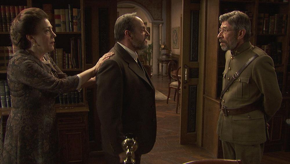 Il Segreto - Raimundo e Perez De Ayala