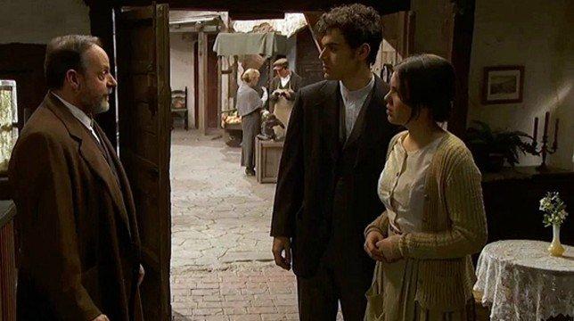 Il Segreto - Matias, Marcela e Raimundo