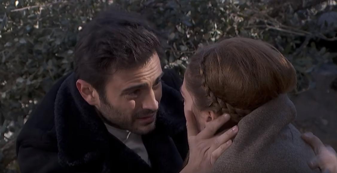 Il Segreto - Saul e Julieta