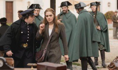 Il Segreto, anticipazioni serale 13 novembre: Julieta viene arrestata