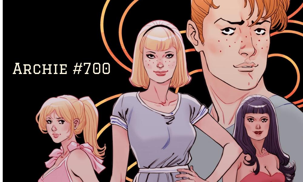Riverdale - Archie #700